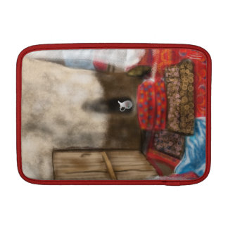 Iran Kandovan Stone Home MacBook Air Sleeve