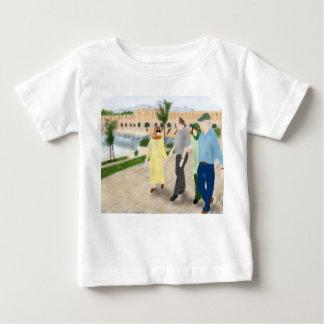 Iran Khajou Bridge Isfahan Baby T-Shirt