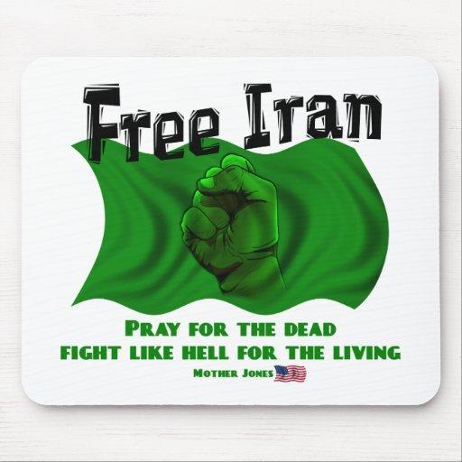 Irán libre, elecciones políticas 2009 de los #Iran Alfombrilla De Raton