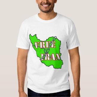Irán libre polera