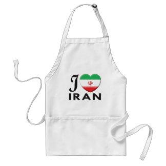 Iran Love Standard Apron