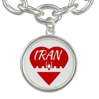 Iran love Iran Bracelet