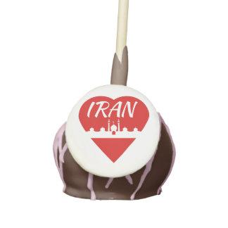 Iran love Iran Cake Pops