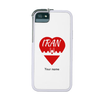 Iran love Iran iPhone 5/5S Case