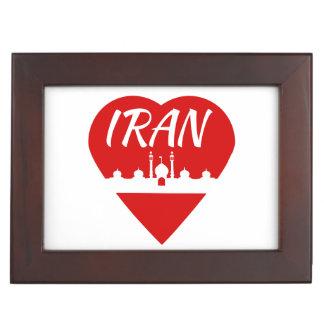 Iran love Iran Memory Boxes