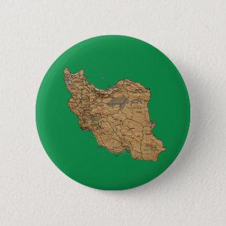 Iran Map Button