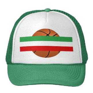Iran National Basketball Team Trucker Hat