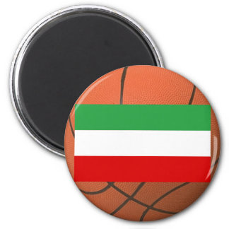Iran National Basketball Team Magnet
