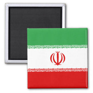 Iran National World Flag Magnet