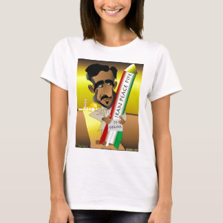 Iran Peace Pipe T-Shirt