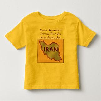 Iran Peace toddler shirt