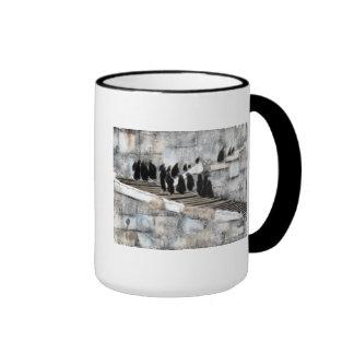 Iran Persepolis Steps Ringer Mug
