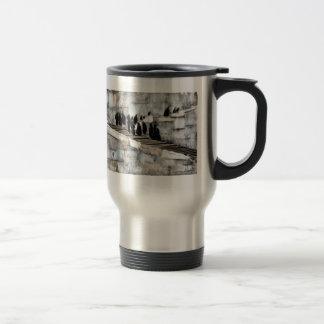 Iran Persepolis Steps Travel Mug