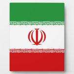 Irán Placas De Madera
