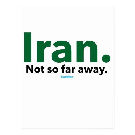 Iran... Postcard