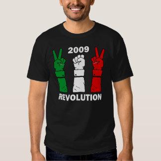 Iran Revolution 2009 (dark) T-Shirt