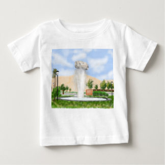 Iran Rock Fountain Shiraz Baby T-Shirt