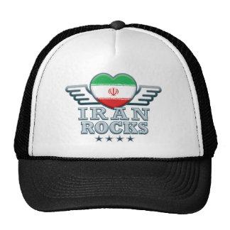 Iran Rocks v2 Cap