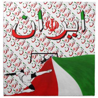Irán Servilletas De Papel
