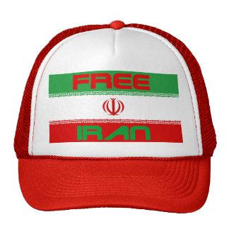 Iran Shirt Trucker Hat