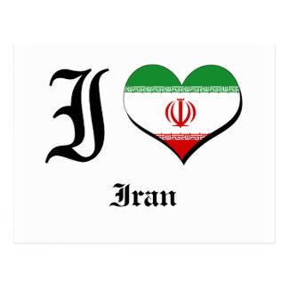 Irán Tarjeta Postal