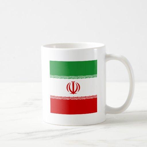 Irán Taza Básica Blanca