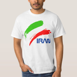 #Iran 'Team Melli' Football T-shirt for #worldcup