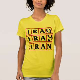 Iran to Iraq Shirts