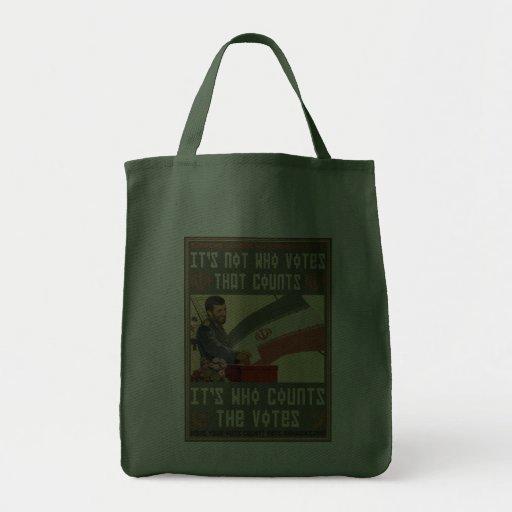 Iran Vote '09 Tote Bags