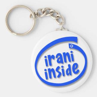 Irani Inside Keychain