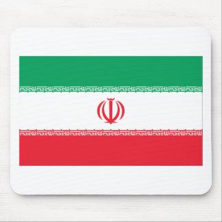Iranian Flag Mouse Pad