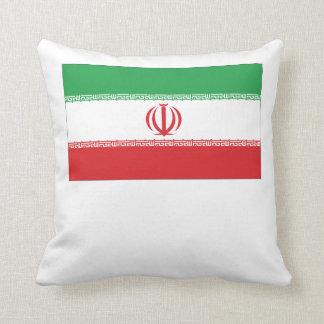 Iranian Flag Pillow