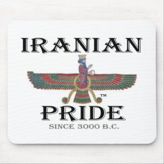 Iranian Pride Mouse Pad