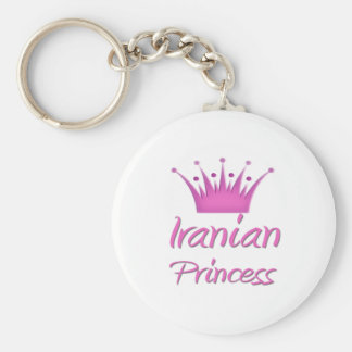 Iranian Princess Keychain