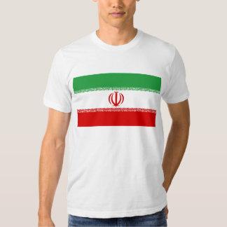 Iranian shirt and cap