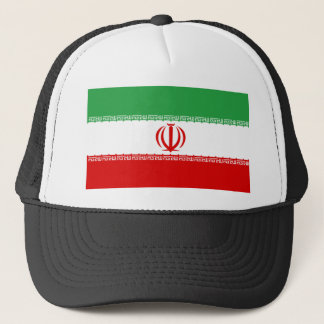 Iranian shirt and cap