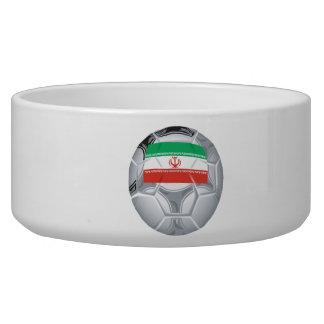 Iranian Soccer Ball Bowl