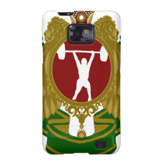 Iranian Weightlifting.png Samsung Galaxy SII Cases