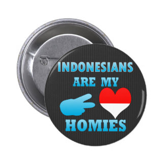 Iranis are my Homies Pinback Buttons
