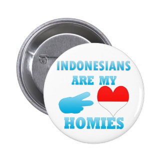 Iranis are my Homies Pinback Button