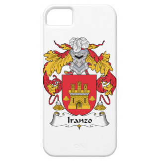 Iranzo Family Crest iPhone 5 Covers