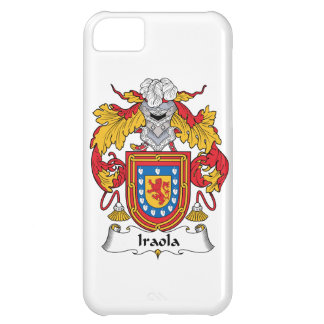 Iraola Family Crest iPhone 5C Cover
