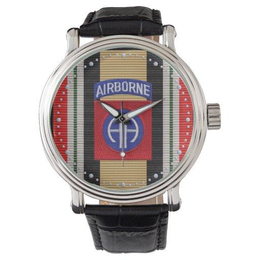 Iraq 82.os Div aerotransportados. Reloj