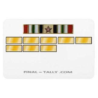 Iraq 8 month deployment time MAGNET 1 ICS
