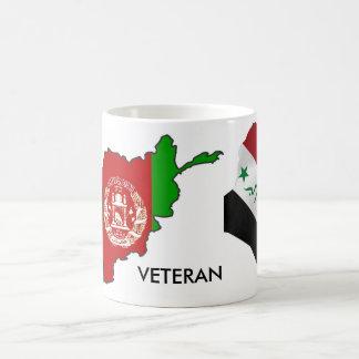 Iraq Afghanistsan Veteran Coffee Mugs