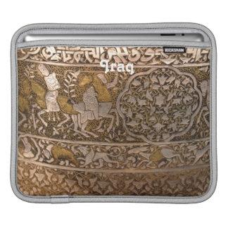 Iraq Art Sleeves For iPads