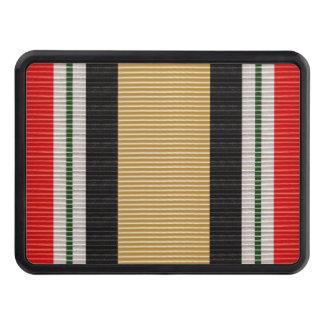 Iraq Campaign Medal Ribbon Hitch Cover