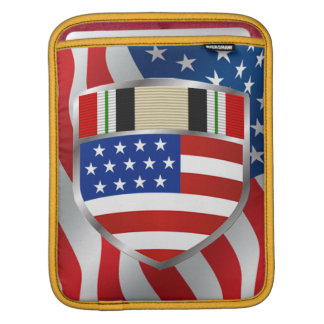 Iraq Campaign Ribbon Sleeve For iPads