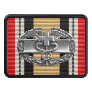 Iraq Combat Medical Badge Hitch Cover