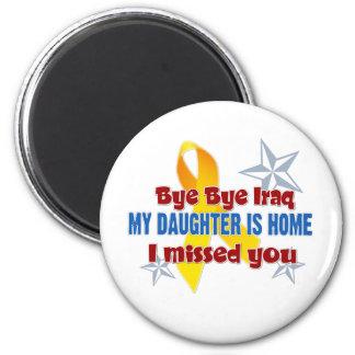 Iraq Daughter Refrigerator Magnets
